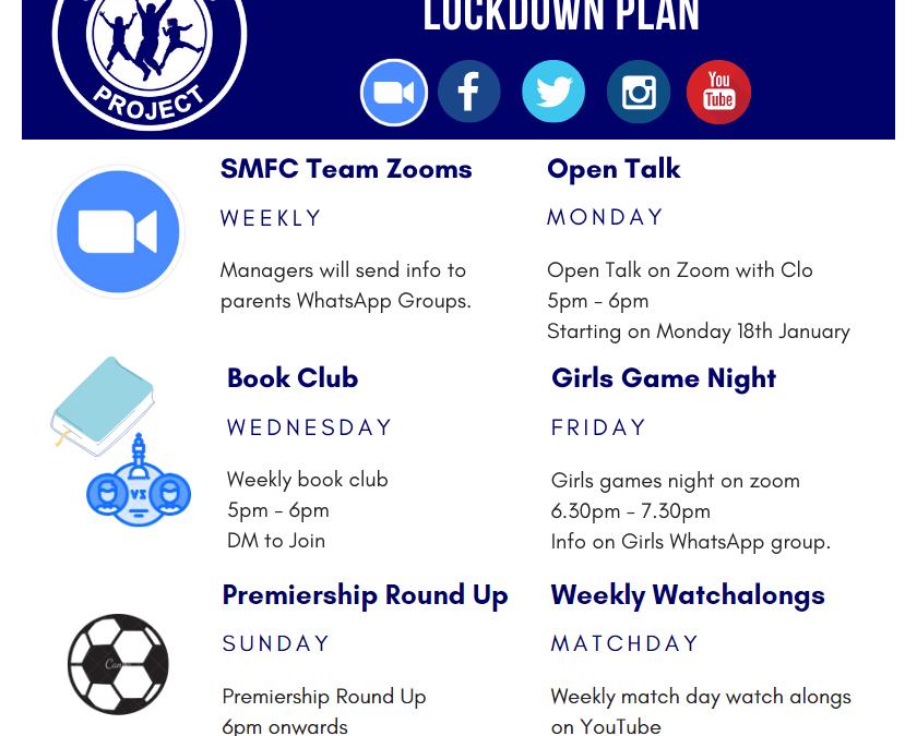 The SMP - Lockdown Plan